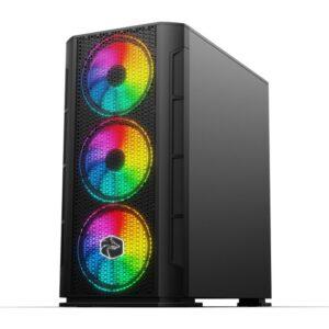 Gametech X-Coler ARGB 4 x 120 mm Fan Oyuncu Bilgisayar Kasası