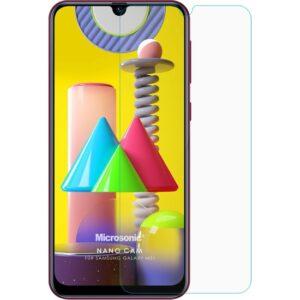 Microsonic Samsung Galaxy M31 Nano Cam Ekran Koruyucu