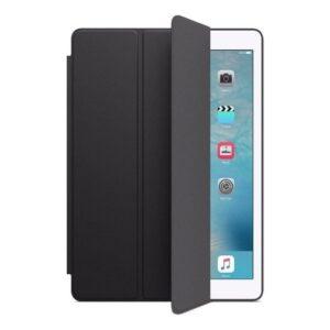 """Fibaks Huawei MediaPad T5 10.1"""" Kılıf Smart Cover Katlanabilir Standlı Akıllı Kapak Siyah"""