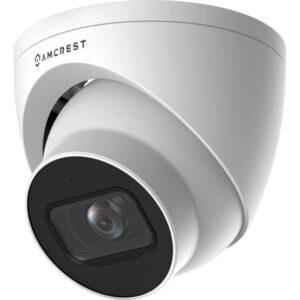 Amcrest 5MP UHD Açık Güvenlik IP Turret PoE Kamera