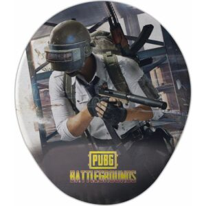 Gameboss Pubg Helmet Bilek Destekli Tasarım Mouse Pad