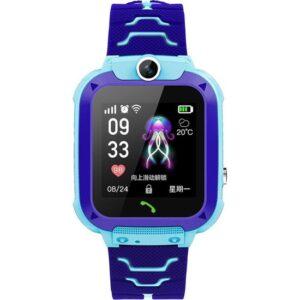 Smartbell Q540/2020 Sim Kartlı Akıllı Çocuk Saati - Mavi