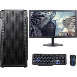 """TURBOX ATM900020 Intel i5m 8GB Ram 500GB Hdd 18.5"""" Monitör Masaüstü Bilgisayar"""