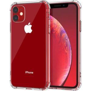 Soffany Apple iPhone 11 Şeffaf Kılıf