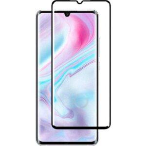 Engo Xiaomi Mi Note 10 Lite Ekran Koruyucu Tam Kaplama Fiber Nano Film