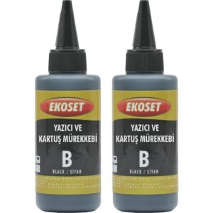 Ekoset Brother DCP-T300 T310 T500W T510W uyumlu Siyah mürekkep 200 ml
