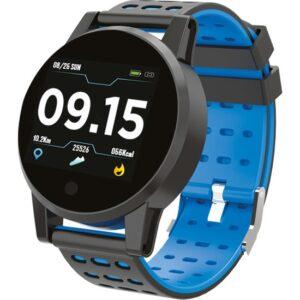 Polosmart PSSW06 Smart Round Akıllı Saat Mavi