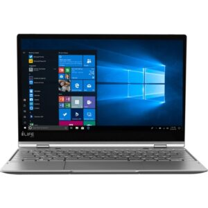 "I-Life ZED Note CX3 Intel Core i3 5005U 4GB 256GB SSD Windows 10 Home 13.3"" FHD İkisi Bir Arada Bilgisayar IL.1303.4256.GWAES"