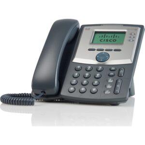 Cisco SPA303-G1 3 Hatlı Telefon (Yurt Dışından)