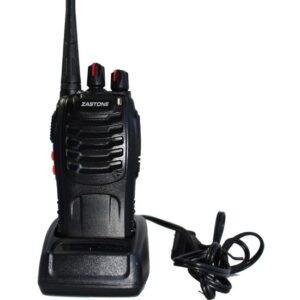 Zastone ZT-V68 10'lu El Telsizi Siyah