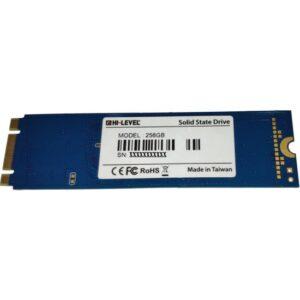 Hi-Level 256GB 550MB-530MB/s M.2 Sata SSD HLV-M2SSD2280/256G