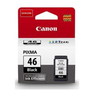 Canon PG-46 Siyah Mürekkep Kartuşu - 3 Adet