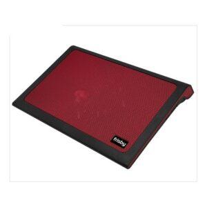 "Frisby FNC-80RS 14cm LED Fanlı 2 port USB HUB'lı 10""-17"" Notebook Soğutucu"