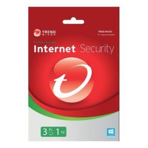 Trend Micro Titanium Internet Security 3 Kullanıcı 1 Yıl (TI00239887D)