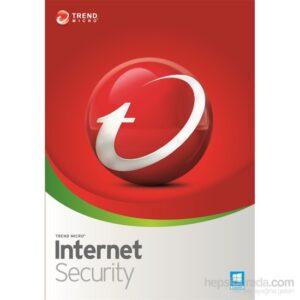 Trend Micro Internet Security + 1 Kullanıcı 1 Yıl (TICIWWM8XLIULN)