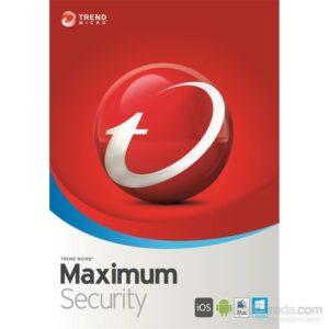 Trend Micro Maximum Security + 3 Kullanıcı 1 Yıl (TICEWWM8XLIULN)