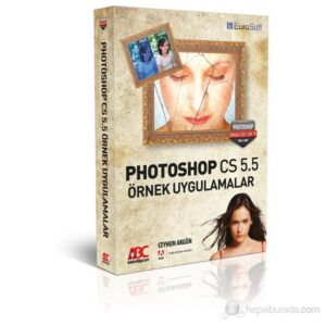 Eurosoft Adobe Photoshop CS5.5 Örnek Uygulamalar Eğitim yazılımı