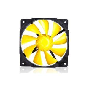 Xigmatek XOF-F1256 120x120x25mm Sarı Kasa Fanı