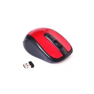 Everest SM-176 2.4Ghz Kablosuz Kırmızı/Siyah Mouse