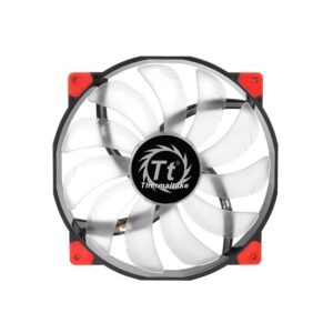 Thermaltake Luna 20 200mm Kırmızı Ledli Kasa Fanı (CL-F025-PL20RE-A)
