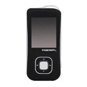 Powerway PWR-007 2GB Siyah/Gümüş Mp4 Player (KSFPOWERPWX07D)