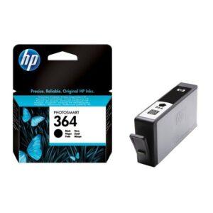 HP 364 Siyah Mürekkep Kartuş CB316EE / CB316E