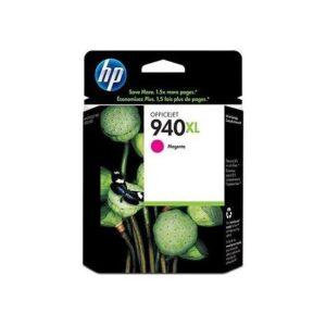 HP 940XL Kırmızı Mürekkep Kartuş C4908AE / C4908A