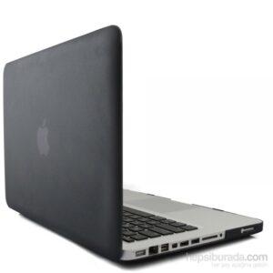 """Codegen Apple 13"""" Macbook Pro A1278 CD-ROM Siyah Kılıf Koruyucu Kapak CMP-133B"""
