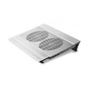 Deep Cool N8 Alüminyum 140mm Çift Fanlı Notebook Soğutucusu