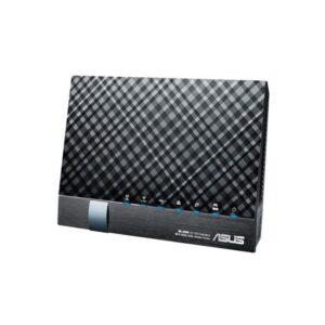 ASUS DSL-AC56U DualBand-Torrent-Bulut-DLNA-4G-VPN-ADSL-VDSL-FiBER-Modem Router