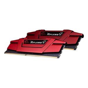G.SKILL RipjawsV 16GB(2x8GB) 2400MHz DDR4 Ram (F4-2400C15D-16GVR)