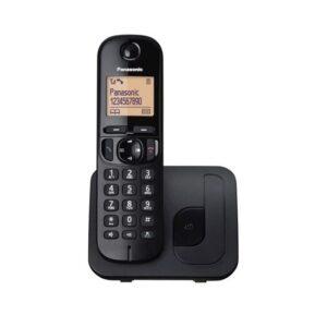 Panasonic Dect Telefon KX-TGC210 Siyah