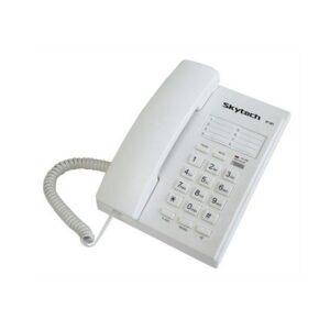 Skytech St-361 Beyaz Masaüstü Telefon