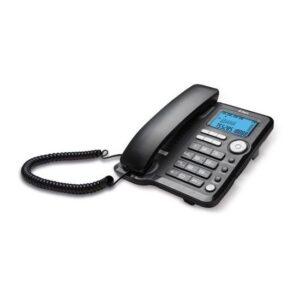 Ttec - Tk3800 Kablolu Telefon - Siyah - Tk3800