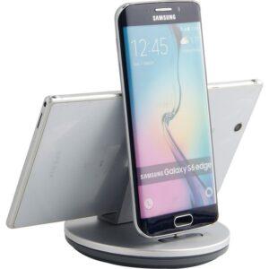 Ally Android 2 İn1 Aluminium Tefon &Tablet Standı (Micro Usb)