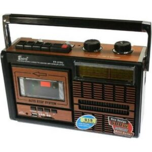 Forland Fp 319 U Usb+Fm Radyo+Kaset Çalar