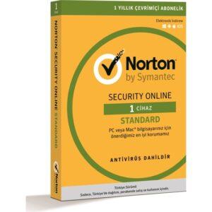 Norton Internet Security 2018 – 1 Cihaz Koruması (Kutulu)