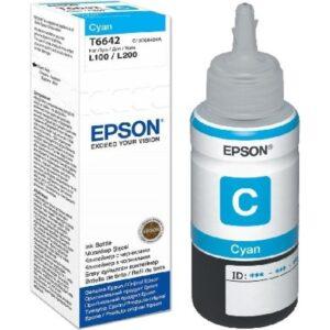 Epson EcoTank L365 Orijinal Mavi Yazıcı Mürekkep Kartuş