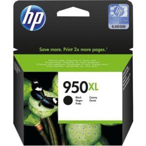Hp 950XL CN045A Orjinal Siyah Kartuş / Hp Officejet Pro 251 / 276 / 8100 / 8600 / 8610 / 8620 Orjinal Siyah Kartuş
