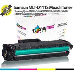 Toner Max® Samsung MLT-D111S / Xpress M2020 / M2022 / M2070 Muadil Toner