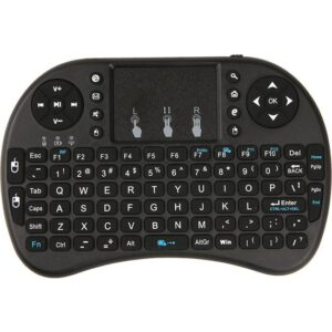Bluecat Kablosuz Ergonomik USB Mini Klavye Akıllı Tahta SMART TV Dokunmatik Mouse