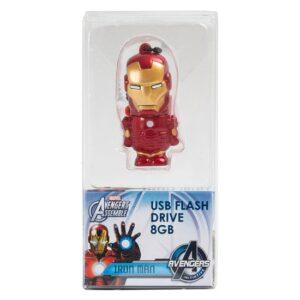 Tribe Marvel Estero Iron Man 8Gb Usb Bellek Fd016404A