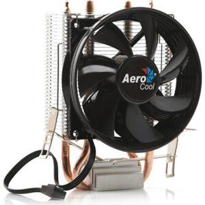 Aerocool Verkho2 Intel LGA1156/155/1151/1150/775 AMD FM2/FM1/AM4/AM3+/AM3/AM2+/AM2 9cm Fan İşlemci Soğutucu (AE-CC-VERKHO2)
