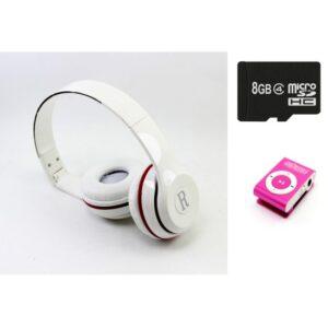Rowen Kulaklık + Subzero MP3 Player + 8 GB Hafız Kartı