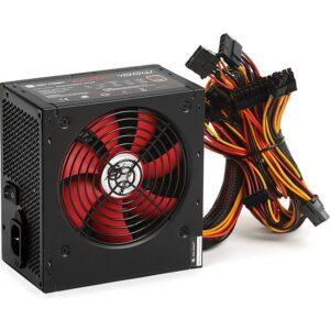 High Power 400W 80+ Bronze Kırmızı Fanlı Güç Kaynağı (HPE-400BR-A12S)