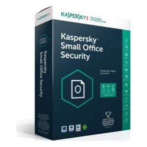 Kaspersky Small Office Security V5 / 5 PC + 1 Server / 1 Yıl / Lisans (USB Şeklinde )