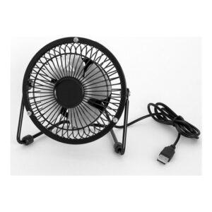 Frisby FMF-M30B Masaüstü Metal USB Siyah Fan