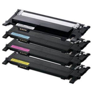 Imagetech® Samsung C410W Toner Takım