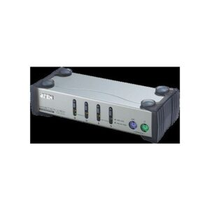 Aten Cs84Ac-At 4 Port Ps/2 Kvm Switch Cs84Ac-At