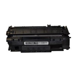 Yüzdeyüz Toner HP LaserJet P2015DN Toner Muadil Q7553A HP 53A
